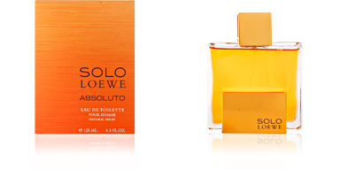 Loewe SOLO LOEWE ABSOLUTO edt spray 125 ml