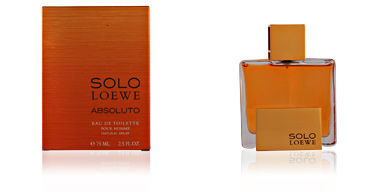 Loewe SOLO LOEWE ABSOLUTO edt spray 75 ml