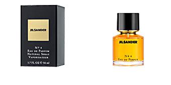 JIL SANDER Nº4 eau de parfum vaporizzatore 50 ml Jil Sander