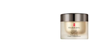 Tratamento para flacidez do rosto CERAMIDE lift and firm night cream Elizabeth Arden