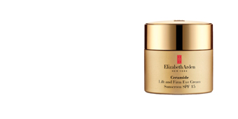 Contour des yeux CERAMIDE lift and firm  eye cream SPF15 Elizabeth Arden