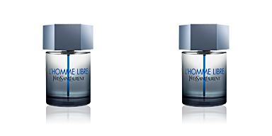 L'HOMME LIBRE eau de toilette vaporizador 40 ml Yves Saint Laurent