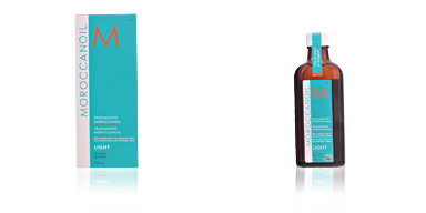 Tratamiento brillo LIGHT oil treatment for fine & light colored hair Moroccanoil