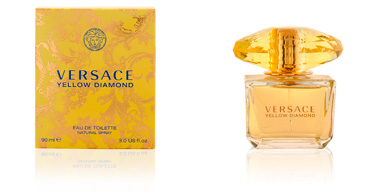YELLOW DIAMOND eau de toilette vaporizador Versace