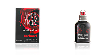 Cacharel AMOR AMOR FORBIDDEN KISS edt vaporizador 30 ml