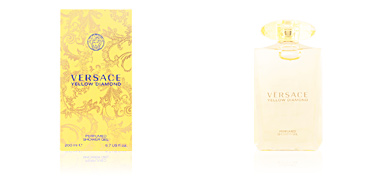 YELLOW DIAMOND bath  gel de ducha Versace