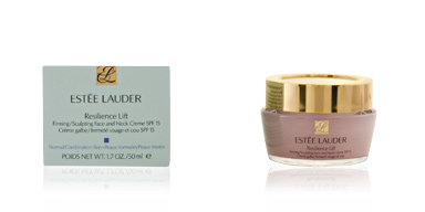 Anti aging cream & anti wrinkle treatment RESILIENCE LIFT creme SPF15 Estée Lauder