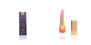 Estee Lauder PURE COLOR LONG LASTING lipstick #25-melon 3.8 gr