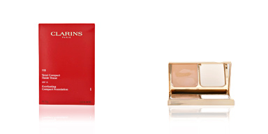 Foundation makeup TEINT HAUTE TENUE compact Clarins