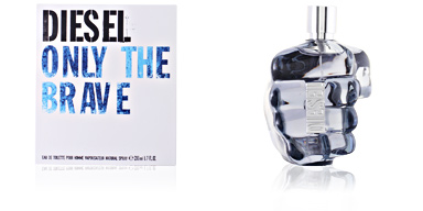 ONLY THE BRAVE eau de toilette vaporizador Diesel