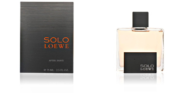 SOLO LOEWE after shave 75 ml