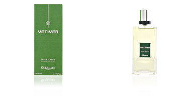 VETIVER eau de toilette spray Guerlain