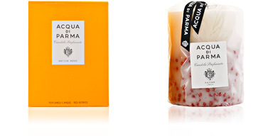 CANDLE red berries Acqua Di Parma