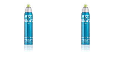 Haarstyling-Fixierer und Styling BED HEAD masterpiece massive shine hairspray Tigi