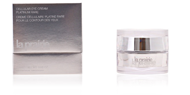 PLATINUM cellular eye cream rare La Prairie