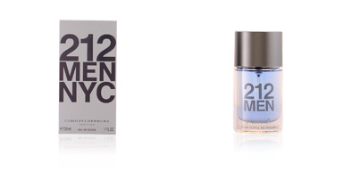 Carolina Herrera 212 MEN eau de toilette vaporizador 30 ml