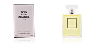 Nº 19 POUDRÉ eau de parfum vaporizzatore 100 ml Chanel