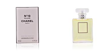 Nº 19 POUDRÉ eau de parfum vaporizzatore 50 ml Chanel