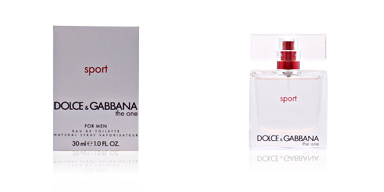Dolce & Gabbana THE ONE MEN SPORT edt vaporizador 30 ml