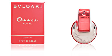 Bvlgari OMNIA CORAL eau de toilette spray 65 ml