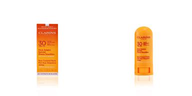 Lipstick SUN stick solaire spéciale zones sensibles SPF30 Clarins