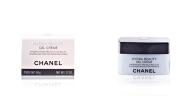 Skin lightening cream & brightener HYDRA BEAUTY crème żel Chanel