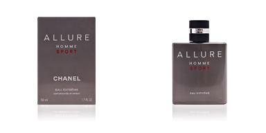 Chanel ALLURE HOMME SPORT eau extrême vaporizador 50 ml