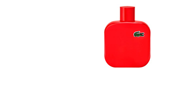 EAU DE LACOSTE L.12.12 ROUGE eau de toilette vaporizador 100 ml Lacoste