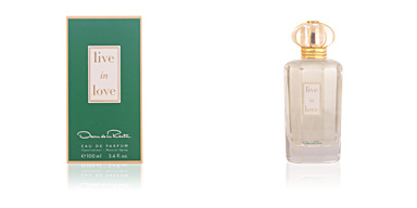 Oscar De La Renta LIVE IN LOVE edp vaporizador 100 ml