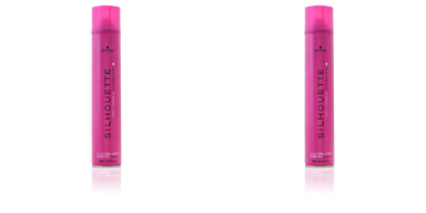 SILHOUETTE color brillance hairspray Schwarzkopf