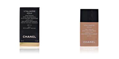 Chanel VITALUMIERE AQUA fluide #60-beige ambré 30 ml