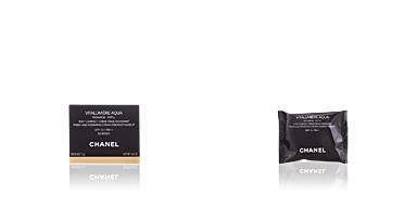 Chanel VITALUMIERE AQUA compact cream refill #50-beige 12 gr