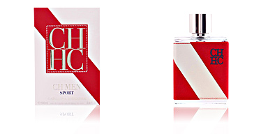 CH MEN SPORT eau de toilette vaporizador 100 ml Carolina Herrera