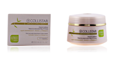 Mascarillas PERFECT HAIR tricho-reconstuction mask Collistar