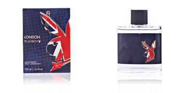 Playboy PLAYBOY LONDON edt vaporizador 100 ml