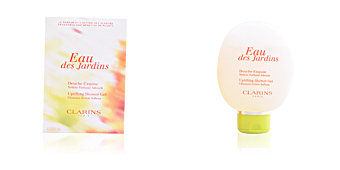 Shower gel EAU DES JARDINS uplifting shower gel Clarins