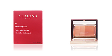BRONZING DUO #02-medium Clarins
