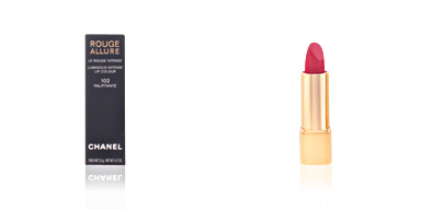 ROUGE ALLURE le rouge intense #102-palpitante Chanel