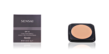 TOTAL FINISH refill sensai foundation#204-almond beige  Kanebo