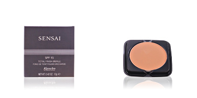TOTAL FINISH recarga sensai foundation #205-topaz beige Kanebo