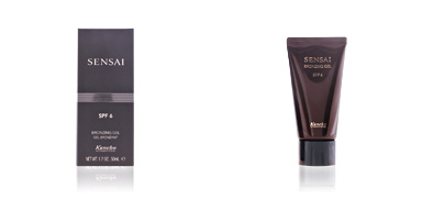 Foundation makeup SENSAI BRONZING GEL SPF6 Kanebo Sensai