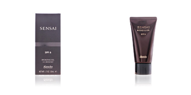 Foundation makeup SENSAI BRONZING GEL SPF6 Kanebo
