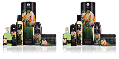 Intimate gel GARDEN OF EDO ORGANIC COLLECTION ZESTAW Shunga