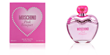 Moschino PINK BOUQUET edt vaporizador 100 ml