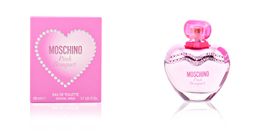 Moschino PINK BOUQUET edt vaporizador 50 ml