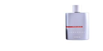 Gel bain LUNA ROSSA shower gel Prada