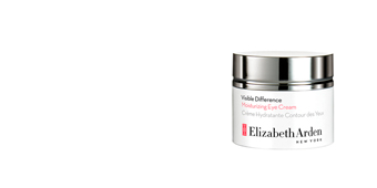 Tratamentos Olhos VISIBLE DIFFERENCE moisturizing eye cream Elizabeth Arden