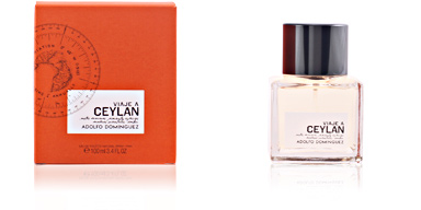 Adolfo Dominguez VIAJE A CEYLAN eau de toilette spray 100 ml