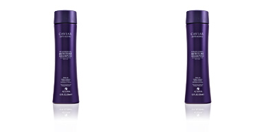 Hair loss shampoo CAVIAR ANTI-AGING replenishing moisture shampoo Alterna