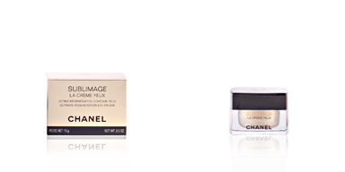 Chanel SUBLIMAGE la crème yeux 15 gr